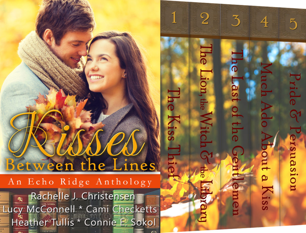 Kisses Between the Lines Cover Echo Ridge Box Set